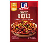 Lawrys Seasonings Mix Chili Original - 1.25 Oz