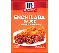 McCormick Sauce Mix Enchilada - 1.5 Oz