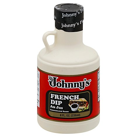 Johnnys Dip French Au Jus Concentrated - 8 Fl. Oz.