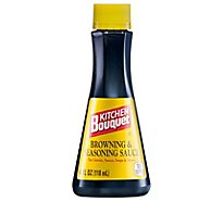 Kitchen Boquet Sauce Browning & Seasoning - 4 FL. Oz.