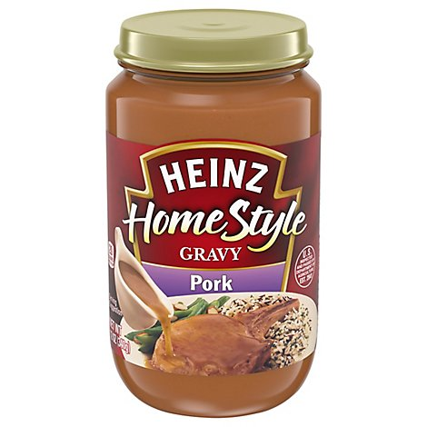 Heinz HomeStyle Gravy Pork - 12 Oz