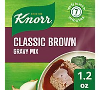 Knorr Gravy Mix Classic Brown - 1.2 Oz