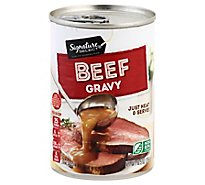 Signature SELECT Gravy Beef - 10.5 Oz
