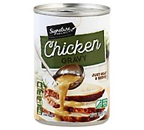 Signature SELECT Gravy Chicken - 10.5 Oz
