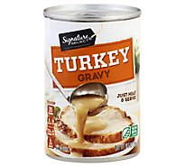 Signature SELECT/Kitchens Gravy Turkey - 10.5 Oz
