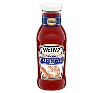 Heinz Sauce Cocktail Original - 12 Oz