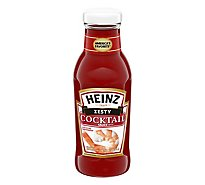 Heinz Sauce Cocktail Zesty - 12 Oz