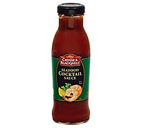 Crosse & Blackwell Sauce Cocktail Seafood - 12 Oz