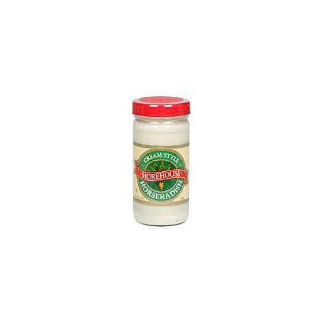 Morehouse Horseradish Cream Style - 6 Oz
