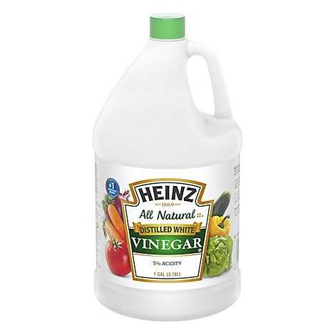 Heinz Vinegar Distilled White - 1 Gallon
