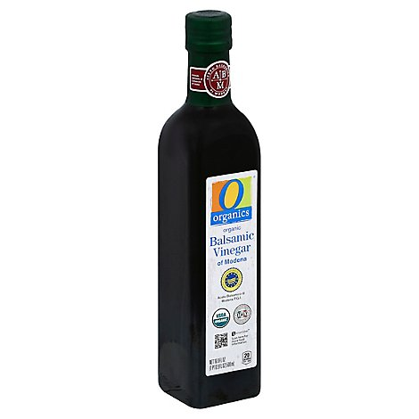 O Organics Organic Vinegar Balsamic Vinegar of Modena - 16.9 Fl. Oz.