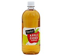 Signature SELECT/Kitchens Vinegar Apple Cider - 32 Fl. Oz.