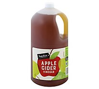 Signature SELECT Vinegar Apple Cider - 128 Fl. Oz.