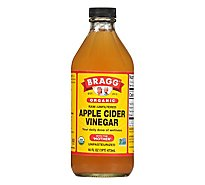 BRAGG Vinegar Apple Cider - 16 Fl. Oz.