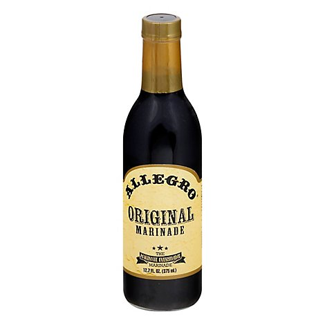 ALLEGRO Marinade Original - 12.7 Fl. Oz.