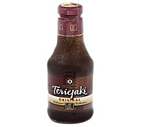 Kikkoman Takumi Collection Sauce Teriyaki Original - 20.5 Oz