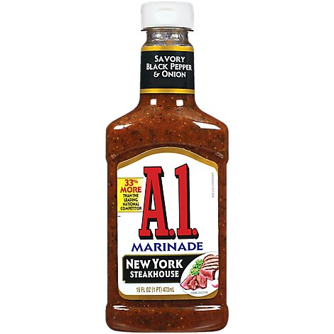 A.1. Marinade New York Steakhouse - 16 Fl. Oz.