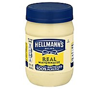 Hellmanns Mayonnaise Real - 15 Oz