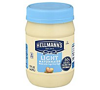 Hellmanns Mayonnaise Light - 15 Fl. Oz.