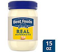 Best Foods Mayonnaise Real - 15 Fl. Oz.
