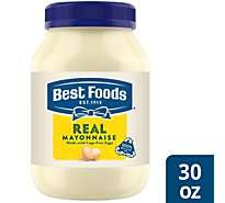 Best Foods Mayonnaise Real Gluten Free Kosher - 30 Oz