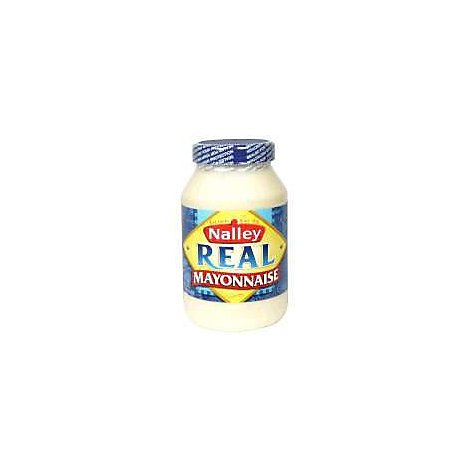 Nalley Real Mayonnaise - 32 Fl. Oz.