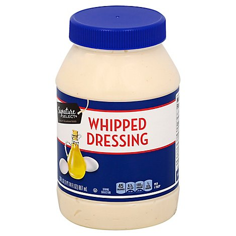 Signature SELECT/Kitchens Dressing Whipped - 30 Fl. Oz.