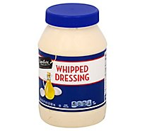 Signature SELECT Whipped Dressing - 30 Fl Oz