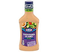 Kraft Dressing Fat Free Thousand Island - 16 Fl. Oz.