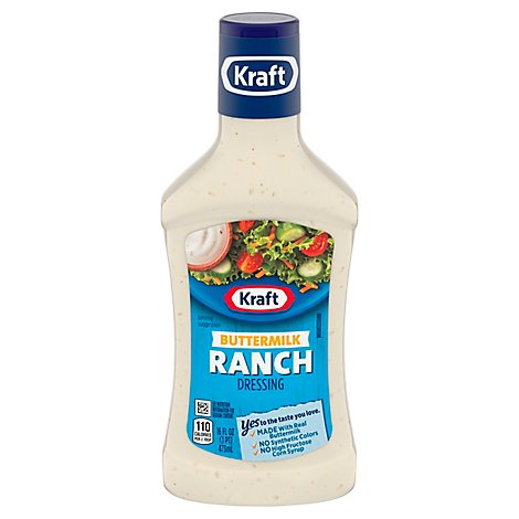 Kraft Dressing Buttermilk Ranch - 16 Fl. Oz.