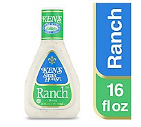 Kens Steak House Dressing Ranch - 16 Fl. Oz.