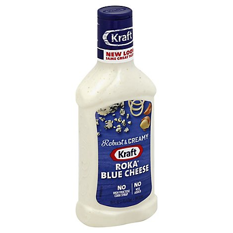 Kraft Dressing Roka Blue Cheese - 16 Fl. Oz.