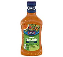 Kraft Dressing Fat Free Zesty Italian - 16 Fl. Oz.
