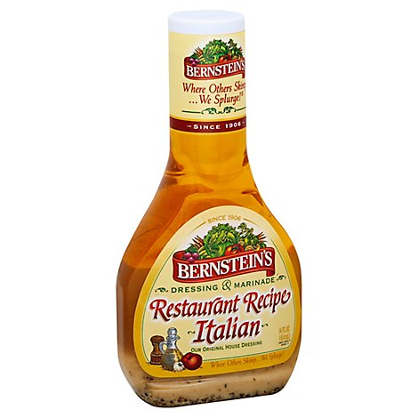 Bernsteins Dressing & Marinade Italian Restaurant Recipe - 14 Fl. Oz.