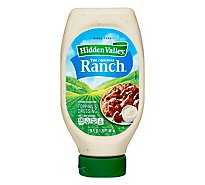 Hidden Valley The Original Ranch Topping & Dressing Squeeze Bottle - 20 Fl. Oz.