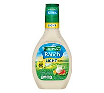 Hidden Valley The Original Ranch Dressing Light Thick & Creamy - 16 Fl. Oz.
