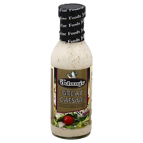 Johnnys Dressing Great Caesar! - 12 Fl. Oz.