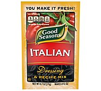 Good Seasons Salad Dressing & Recipe Mix Italian - 0.7 Oz