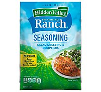 Hidden Valley Salad Dressing & Seasoning Mix - 1 Oz