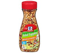 McCormick Salad Toppins Crunchy & Flavorful - 3.75 Oz