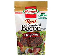 Hormel Real Crumbled Bacon Original - 4.3 Oz