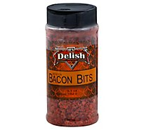 Its Delish Bacon Bits Imitation - 6.5 Oz