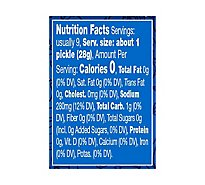 Vlasic Pickles Baby Wholes Kosher Dill - 16 Fl. Oz.