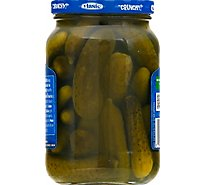vlasic snack mms Pickles Kosher Dill - 16 Fl. Oz.