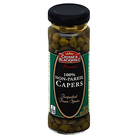 Crosse & Blackwell Capers Non-Pareil - 3.5 Oz