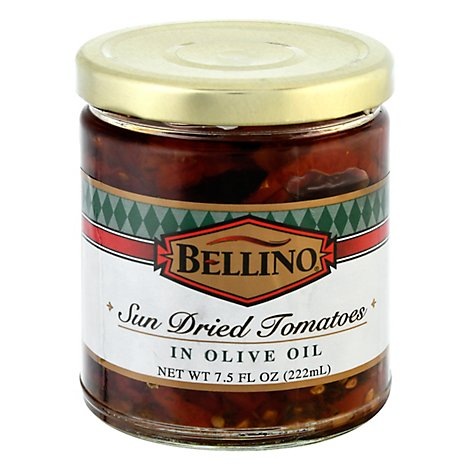 Bellino Tomatoes Sun Dried in Pure Olive Oil - 7.5 Fl. Oz.