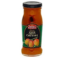 Crosse & Blackwell Chutney Major Greys - 9 Oz