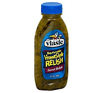 Vlasic Relish Homestyle Sweet Squeezable - 9 Fl. Oz.