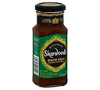Sharwoods Chutney Major Grey Mango - 12.5 Oz