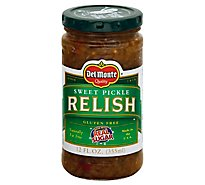 Del Monte Relish Sweet Pickle - 12 Fl. Oz.